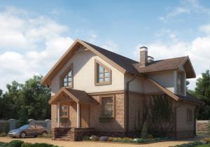 Проект дома sv01